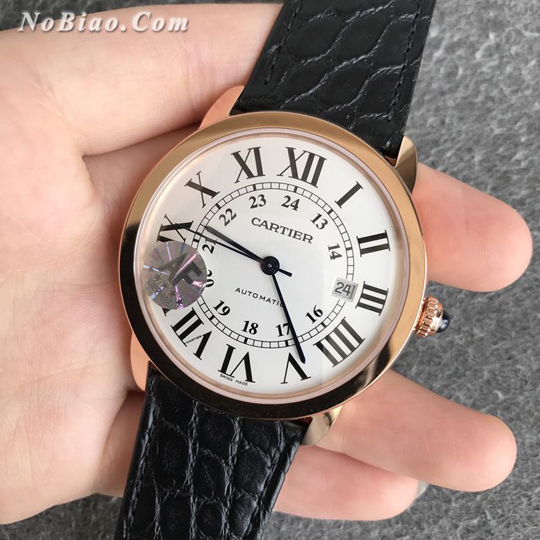 AF厂卡地亚伦敦RONDE SOLO超薄复刻手表
