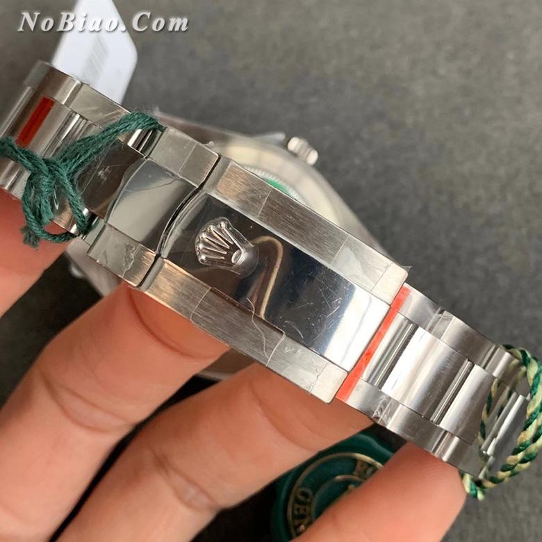 VS厂劳力士日志型系列41毫米904L精钢复刻手表
