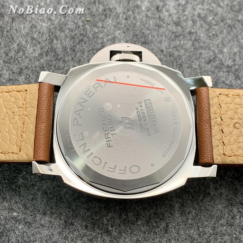 N厂沛纳海PAM005升级版复刻手表