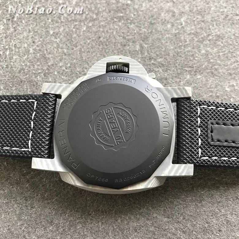 VS厂沛纳海PAM1119碳纤维壳一比一复刻手表