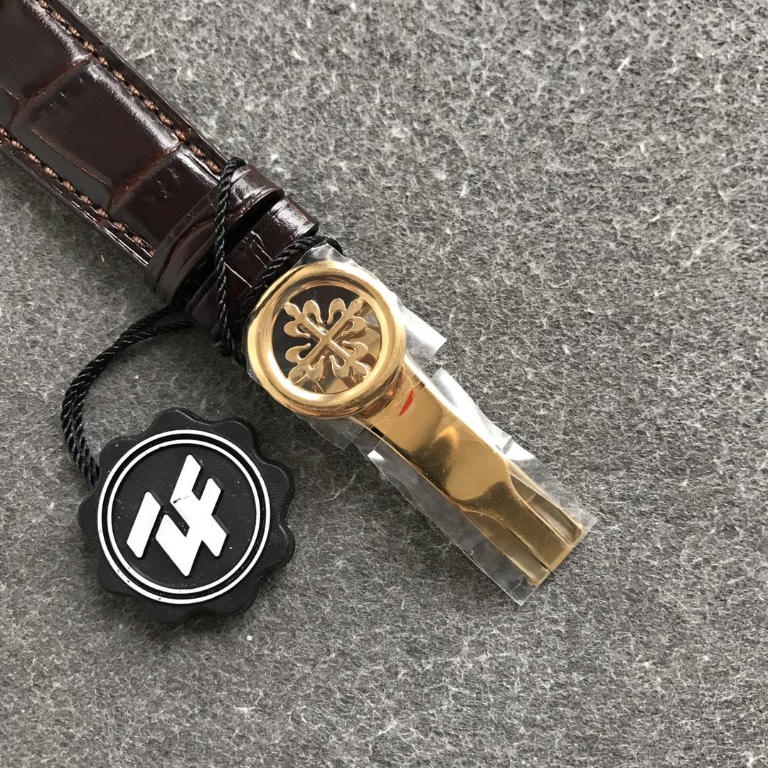 ZF厂百达翡丽古典系列5153金壳一比一复刻手表