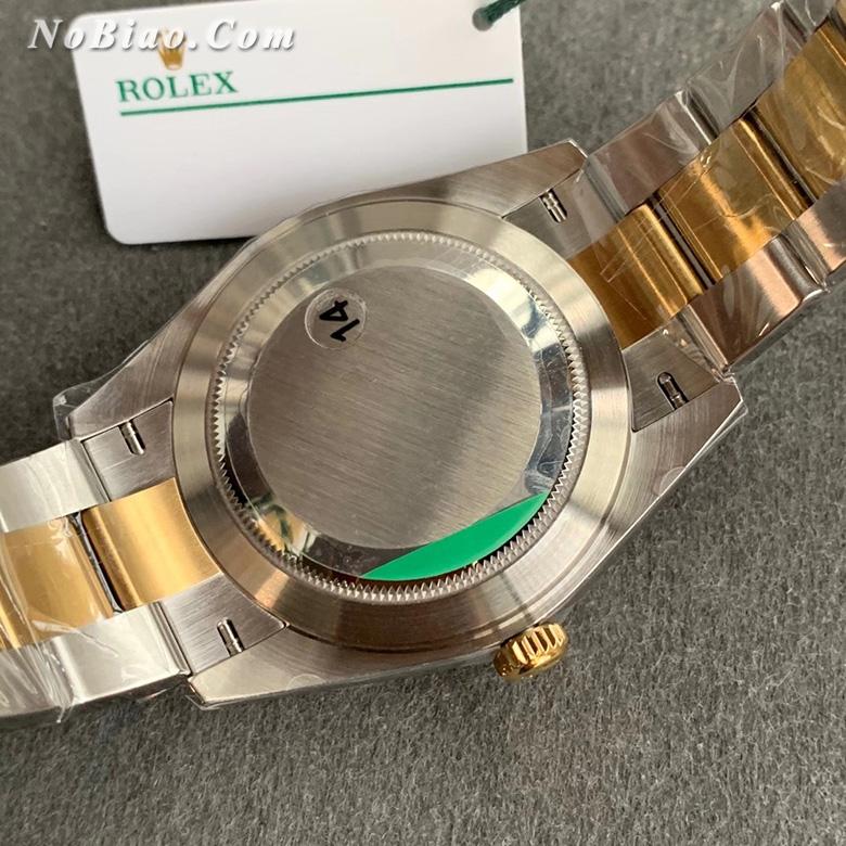 VS厂劳力士日志型系列41毫米复刻手表 独家机芯