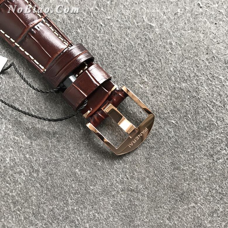 VS厂沛纳海PAM1042红金壳小直径高仿手表