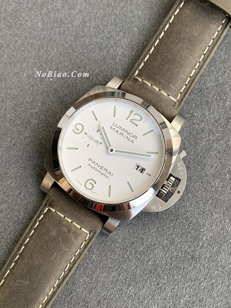 VS厂沛纳海PAM1314一比一复刻手表 白盘沛纳海