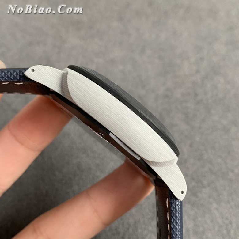 VS厂沛纳海PAM1663一比一复刻手表 烟灰色表盘