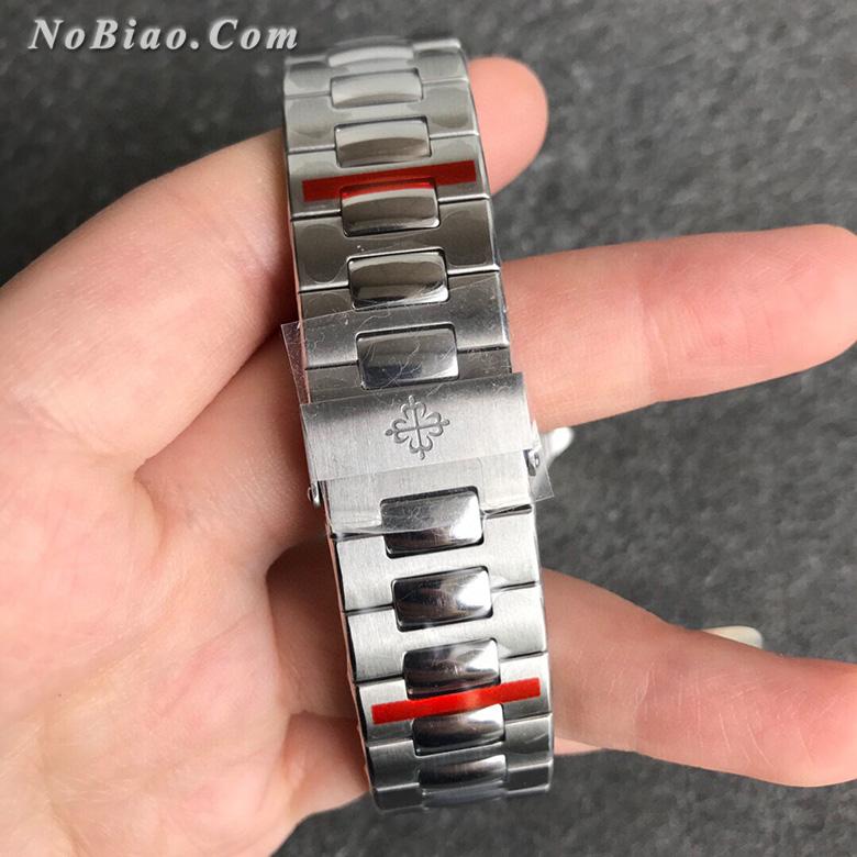 V9厂百达翡丽鹦鹉螺系列5726/1A-014年历款高仿手表