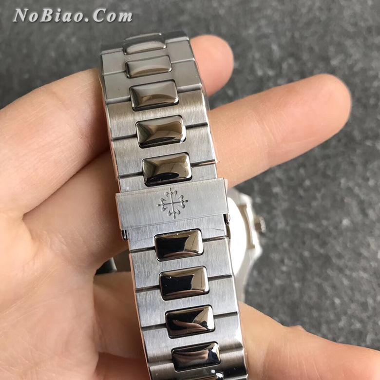 GR厂百达翡丽鹦鹉螺系列5726灰面多功能复刻手表