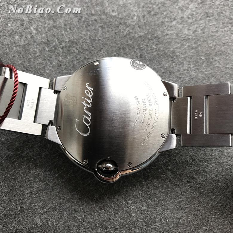 AF厂2020款卡地亚WSBB0016大号蓝气球复刻手表