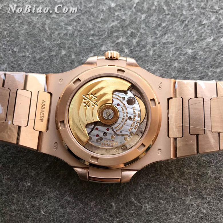 PPF厂百达翡丽鹦鹉螺金壳男士复刻手表