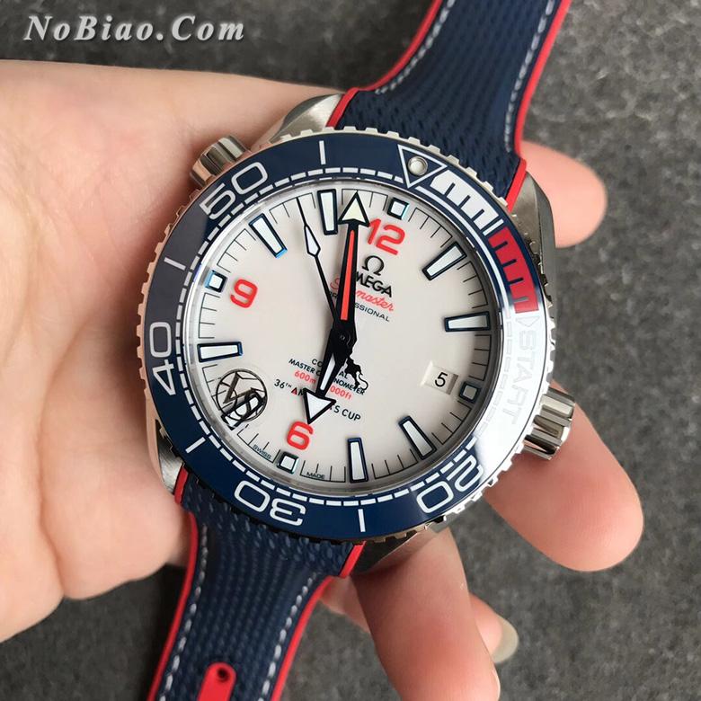 VS厂欧米茄海洋宇宙美洲杯帆船赛限量款复刻手表