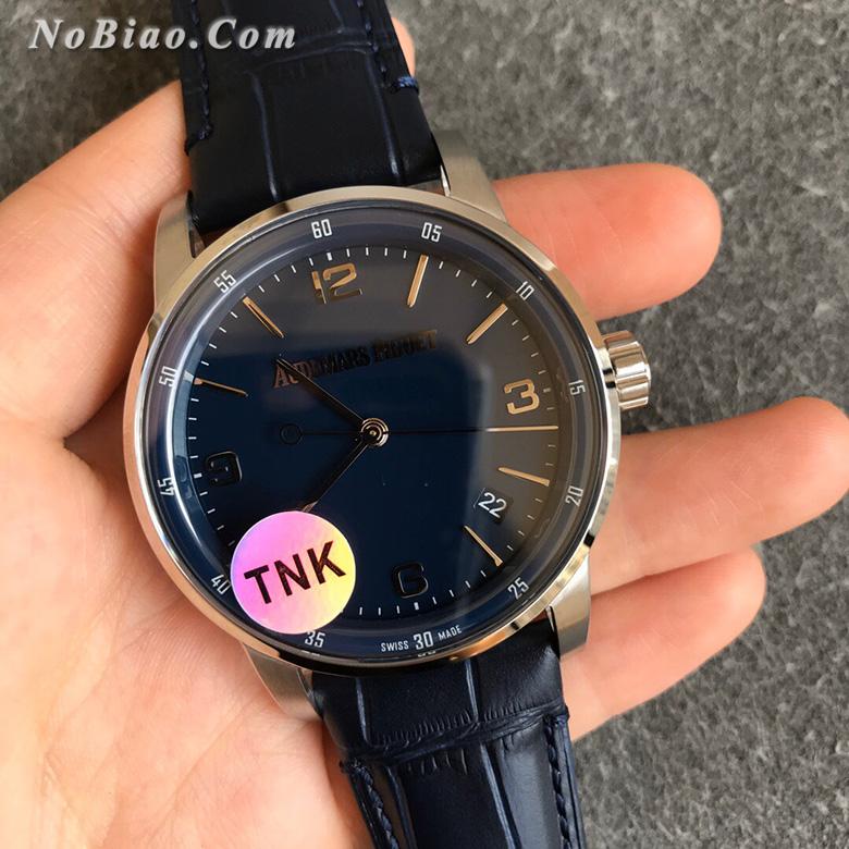 TNK厂爱彼CODE 11.59系列蓝面一比一复刻手表