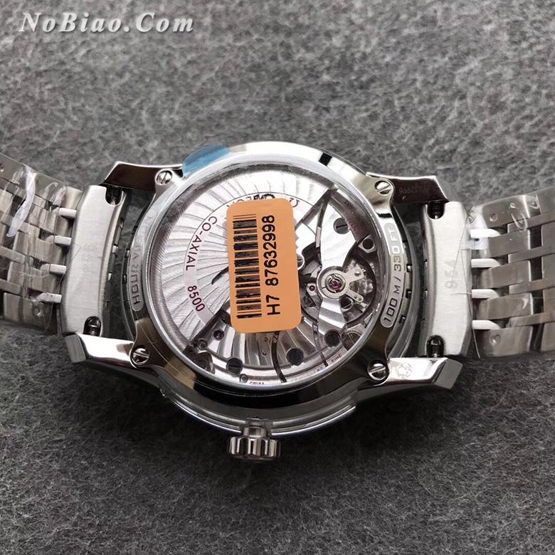 "VS厂欧米茄碟飞系列""明亮之白""钢带款复刻手表"