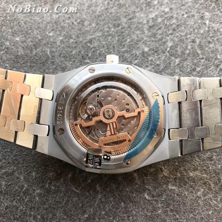 XF厂爱彼皇家橡树15202ST.OO.1240ST.01超薄一比一复刻手表