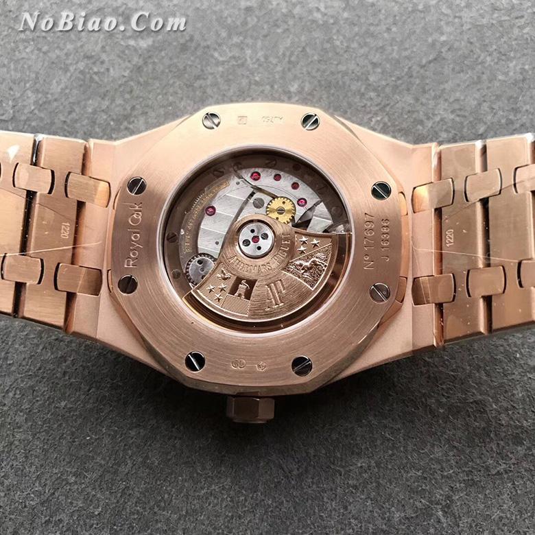 JF厂爱彼皇家橡树系列15400白面钢带金壳复刻手表