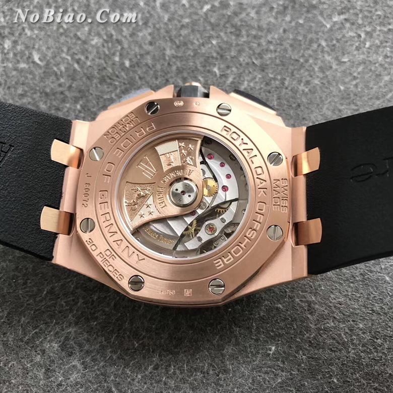 JF厂爱彼皇家橡树离岸型26416OR复刻手表