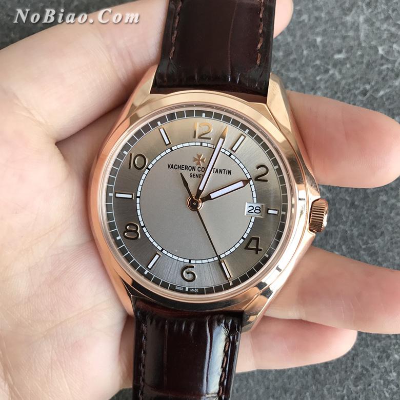 ZF厂江诗丹顿伍陆之型4600E/000R-B441金壳复刻手表