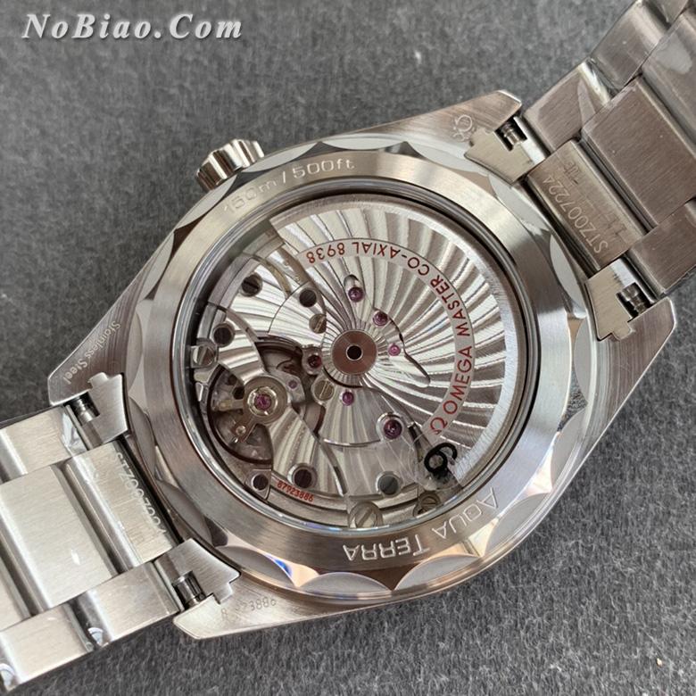 VS厂欧米茄海马系列220.10.43.22.03.001世界时间复刻手表