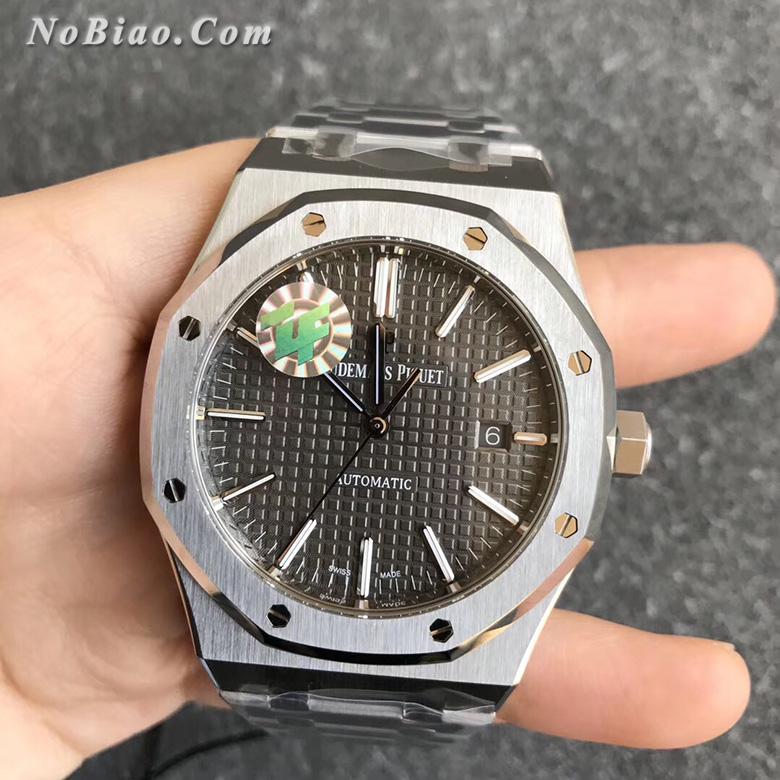 ZF厂爱彼皇家橡树系列灰面15400ST.OO.1220ST.04一比一复刻手表