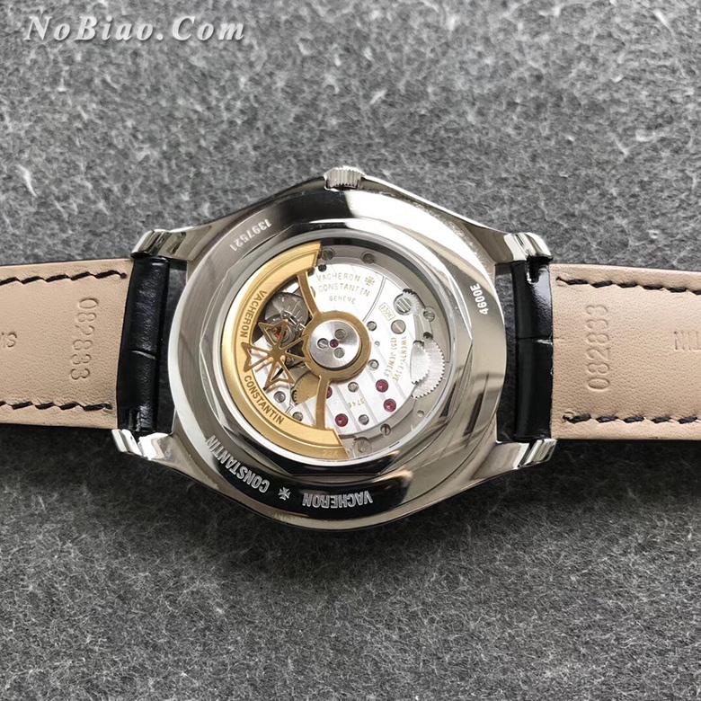 ZF厂江诗丹顿伍陆之型4600E/000A-B487复刻手表