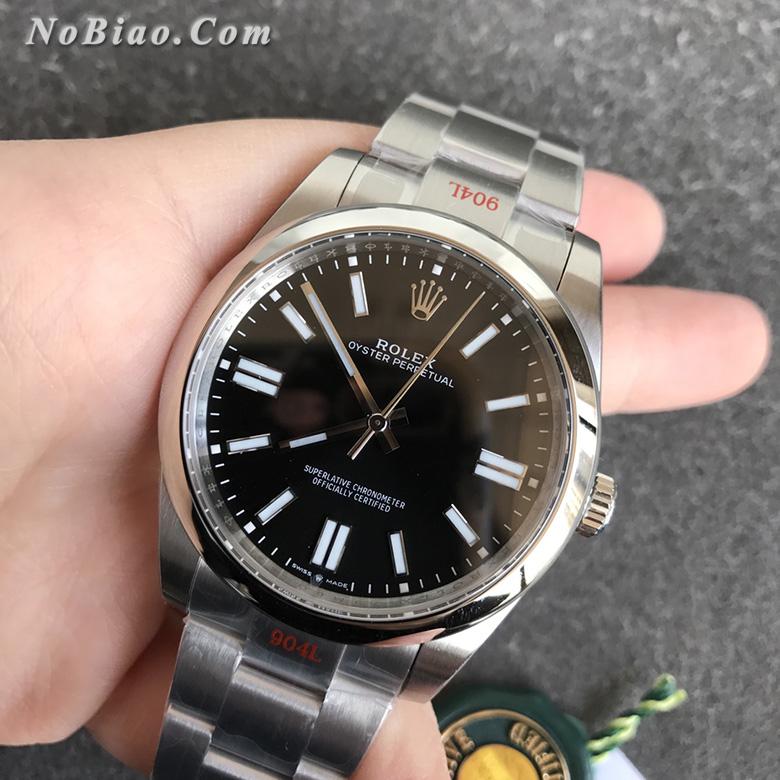 GS厂劳力士蚝式恒动系列m124300-0002复刻手表