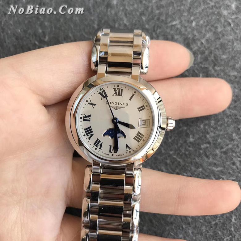 你喜欢浪琴的全新黛绰维纳系列复刻手表吗?