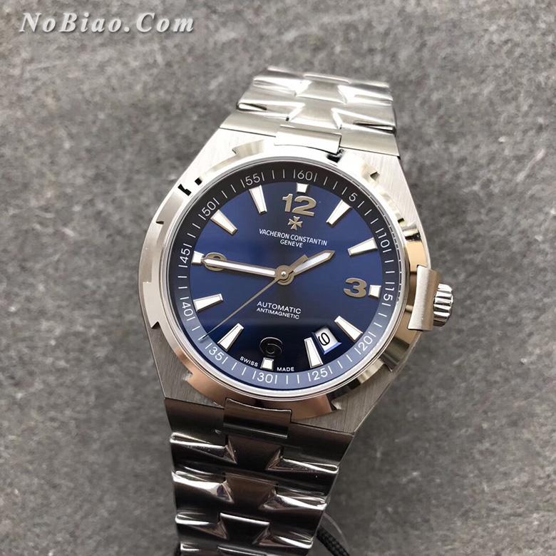 8F厂江诗丹顿纵横四海蓝面钢带款一比一复刻手表(八)