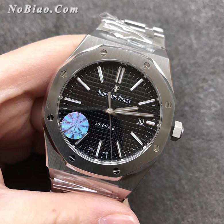 JF厂爱彼皇家橡树系列15400黑面复刻手表
