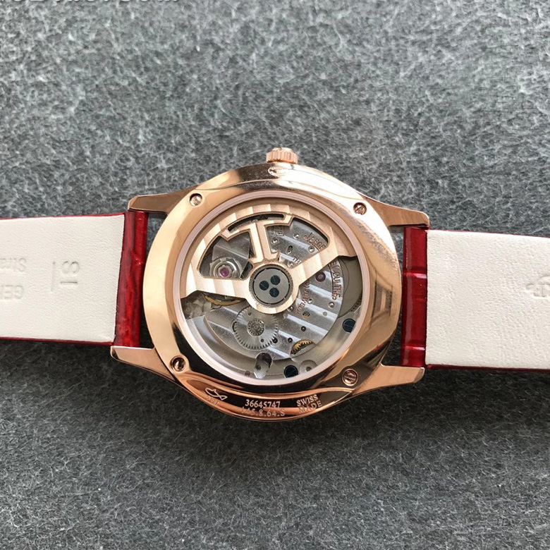 IM厂积家大师系列1252520月相女士复刻手表