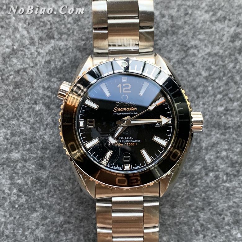 VS厂欧米茄海马系列215.30.40.20.01.001海洋宇宙女款复刻手表