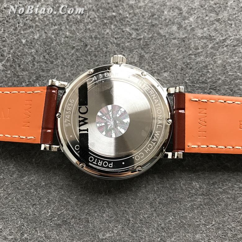 V7厂万国柏涛菲诺女款复刻手表 瑞士原装ETA2892机芯(六)