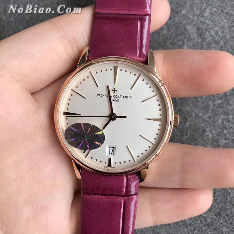 MKS厂江诗丹顿传承4100系列女款复刻手表(三)