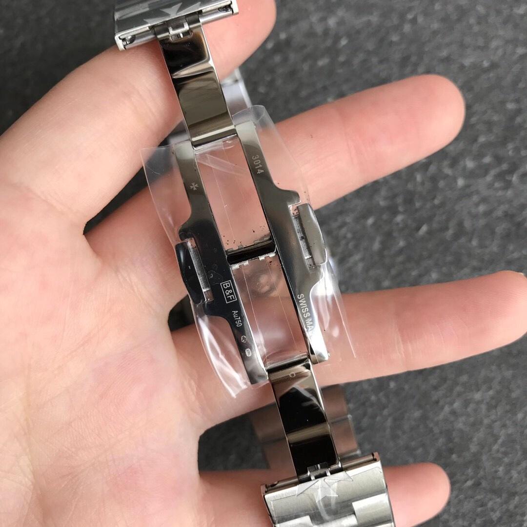 XF厂江诗丹顿纵横四海超薄系列蓝面2000V复刻手表