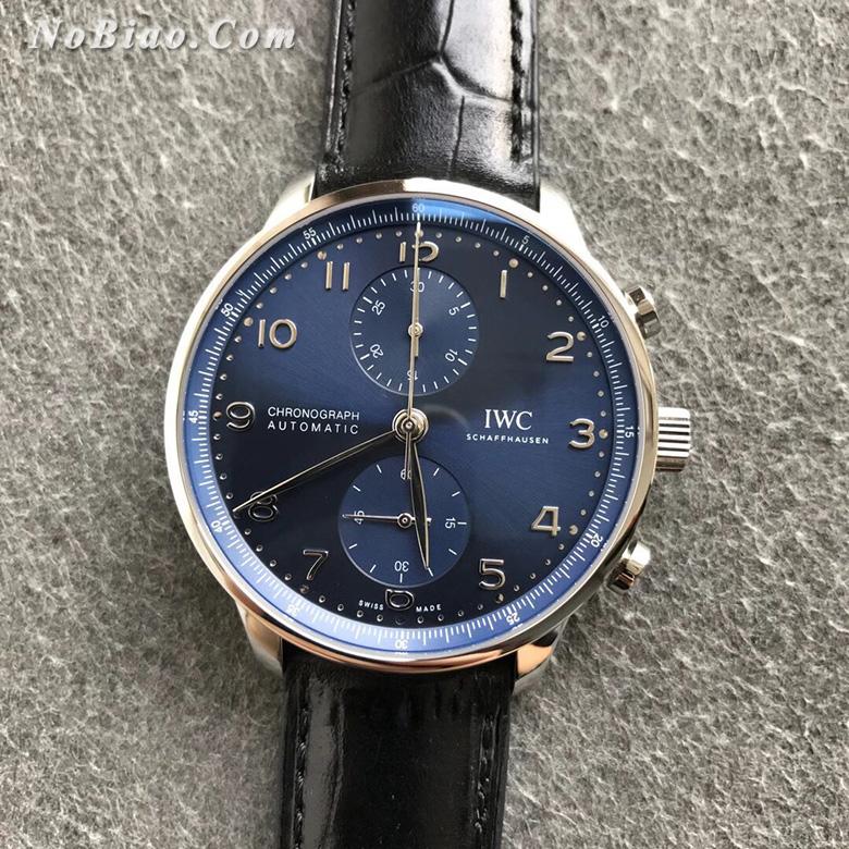 ZF厂万国蓝面透底新葡计复刻手表