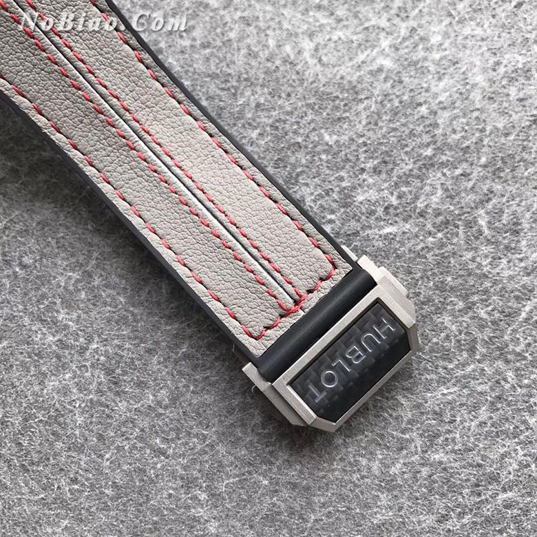 V6厂宇舶大爆炸系列401.NJ.0123.VR法拉利限量版钛壳复刻手表