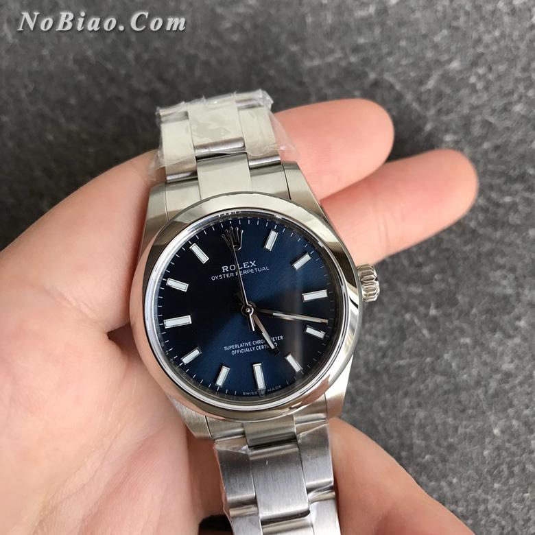 EW厂劳力士蚝式恒动系列m277200-0003女款复刻手表