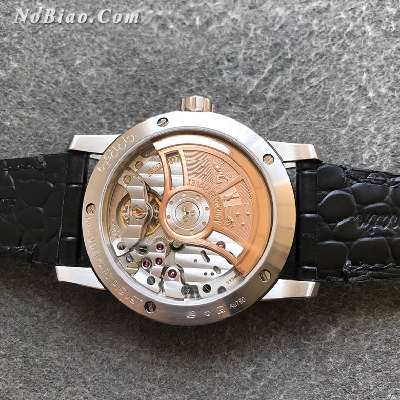 TNK厂爱彼CODE 11.59系列黑面一比一复刻手表