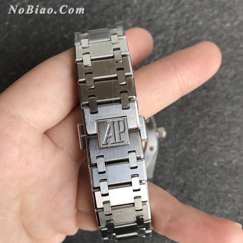 XF厂爱彼皇家橡树系列15202IP.OO.1240IP.01烟熏蓝复刻手表