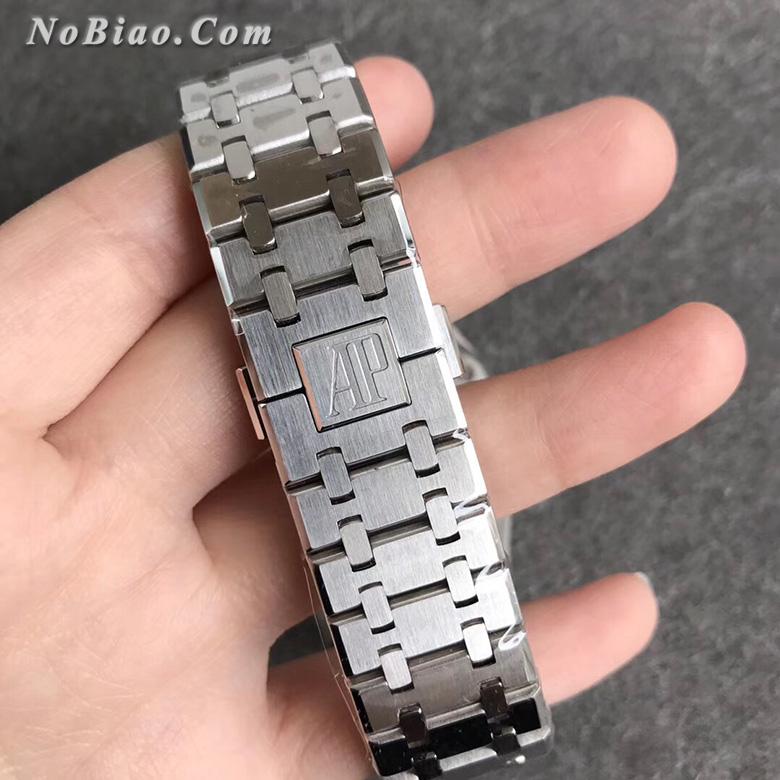 JF厂爱彼皇家橡树系列15400白面复刻手表