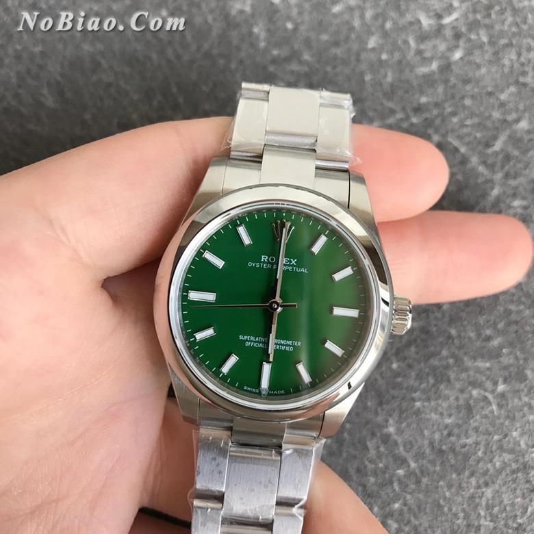 EW厂劳力士蚝式恒动系列m277200-0006女款复刻手表