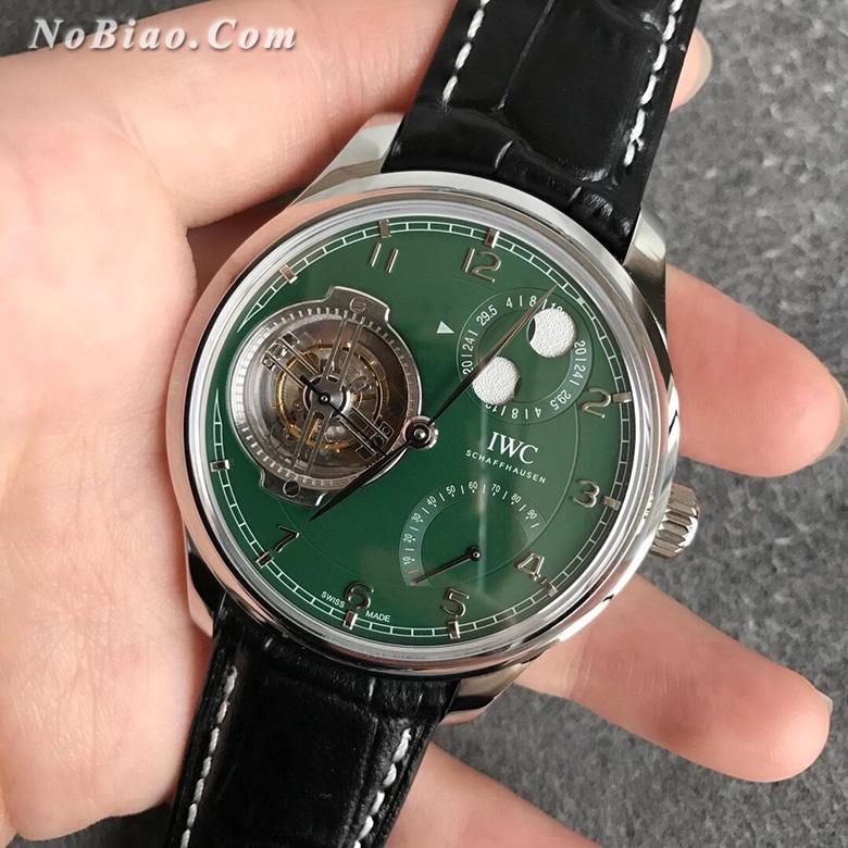 BBR厂万国葡萄牙系列IW590110恒定动力陀飞轮150周年特别版复刻手表