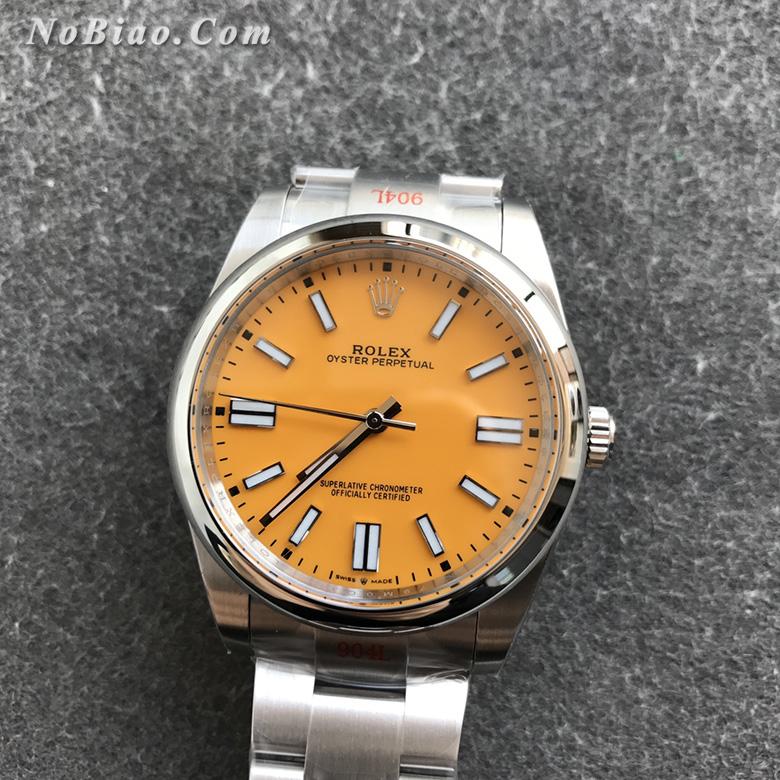 GS厂劳力士蚝式恒动系列m124300-0004复刻手表