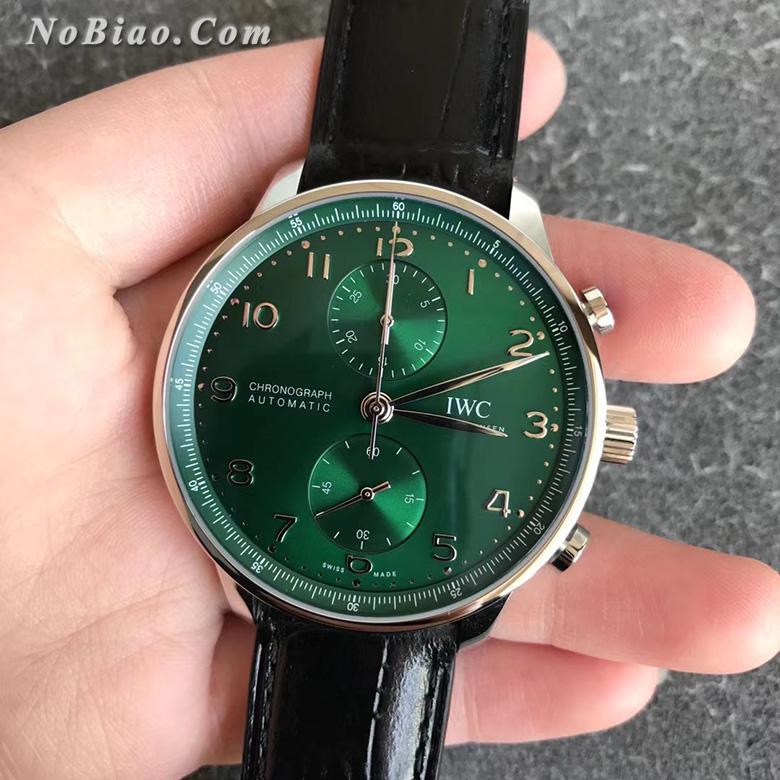 ZF厂万国葡萄牙系列IW371615透底新葡计复刻手表