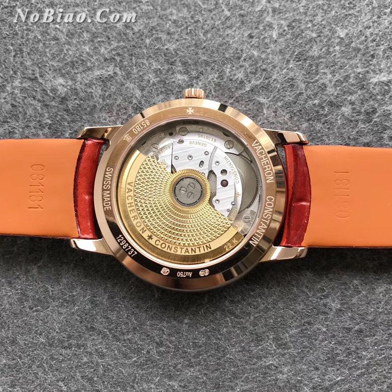 MKS厂江诗丹顿传承4100系列女款复刻手表(二)