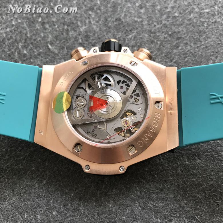 TA厂宇舶大爆炸系列411.OX.1189.LR.0919彩钻款复刻手表
