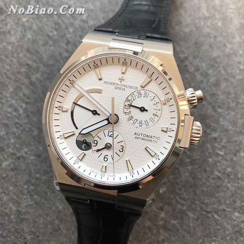 TWA厂江诗丹顿纵横四海系列白面多功能复刻手表