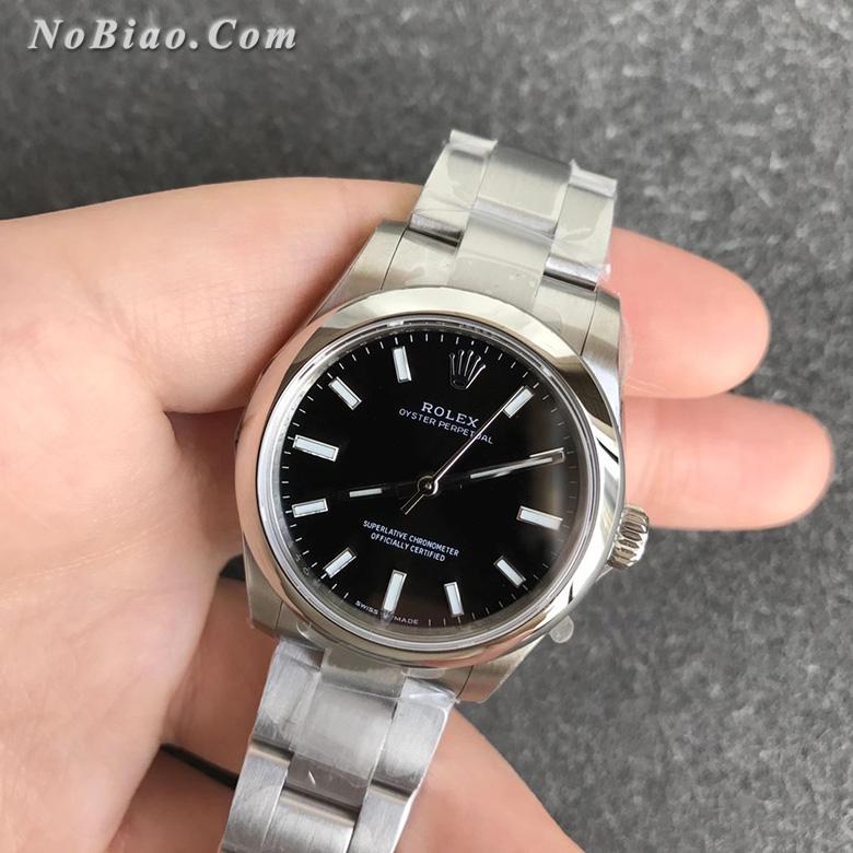 EW厂劳力士蚝式恒动系列m277200-0002女款复刻手表