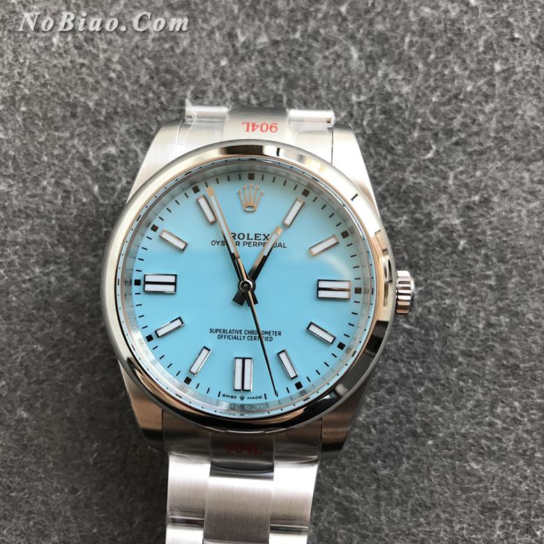 GS厂劳力士蚝式恒动系列m124300-0006复刻手表