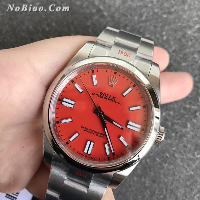 GS厂劳力士蚝式恒动系列m124300-0007复刻手表
