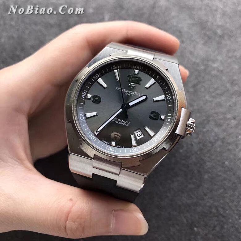 JJ厂江诗丹顿纵横四海系列47040/000W-9500胶带钛圈版复刻手表
