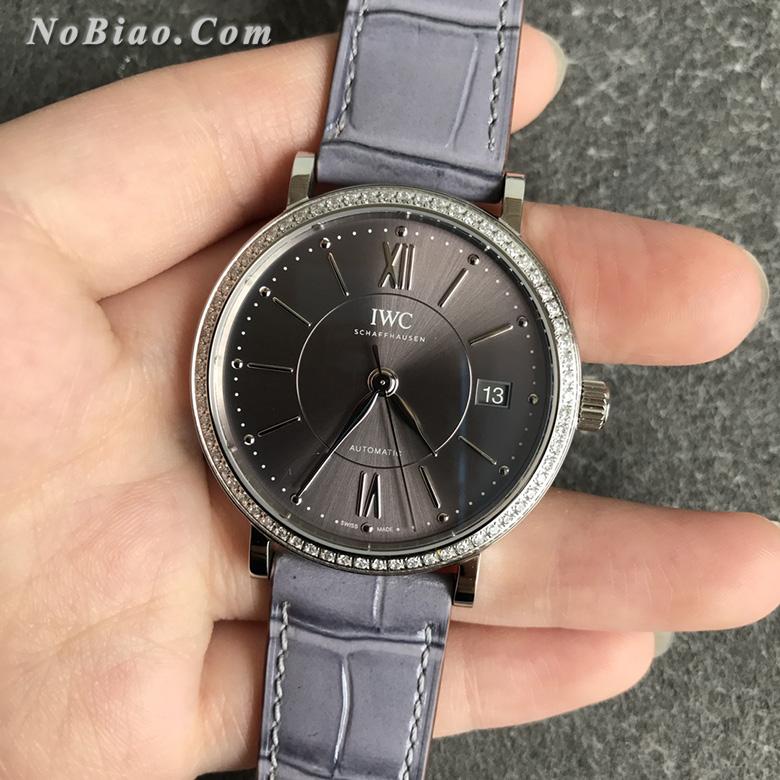 V7厂万国柏涛菲诺女款复刻手表 瑞士原装ETA2892机芯(四)